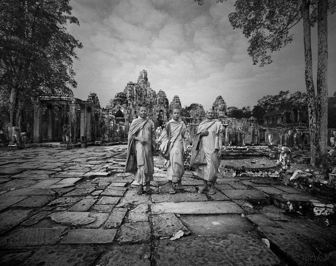 Le Bayon I Angkor Cambodge