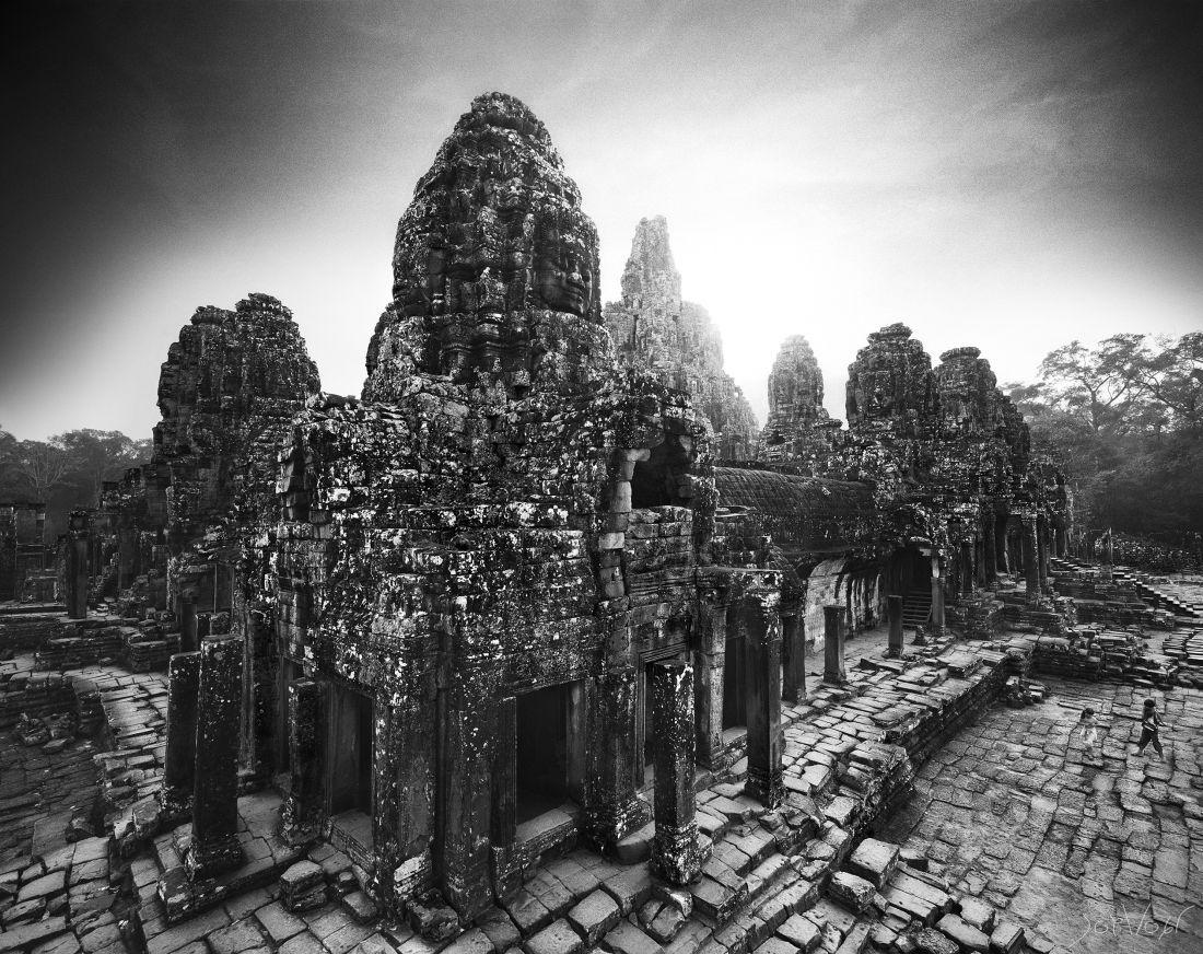 Le Bayon VII Angkor Cambodge