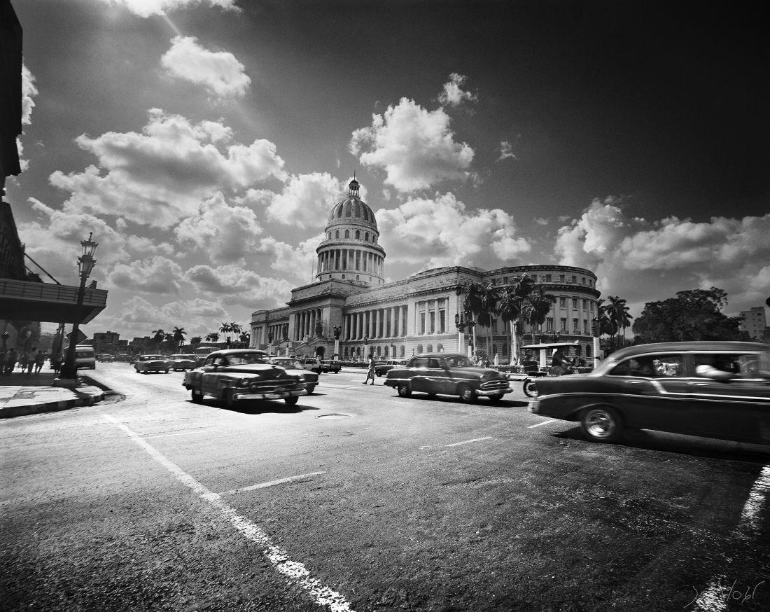 Le Capitole La Havane Cuba