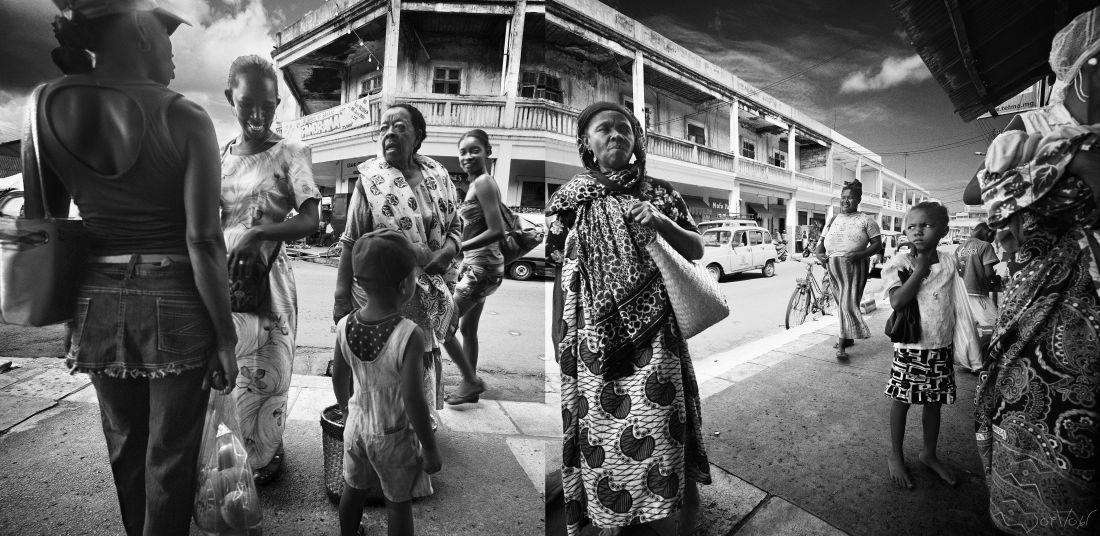 A Cote Du Marche Diego Suarez Madagascar