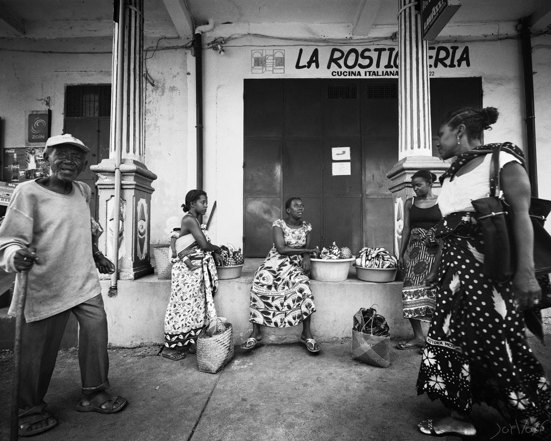 La Rosticceria Diego Suarez Madagascar