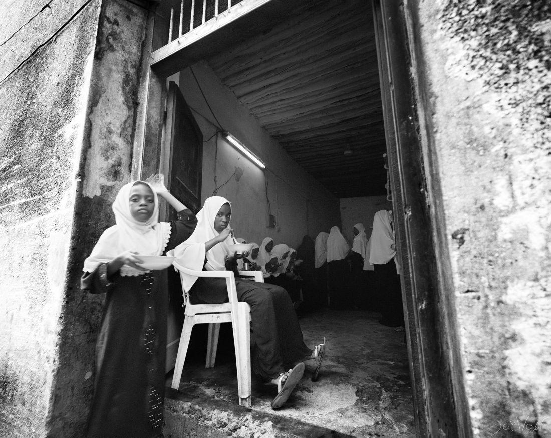 Cantine Stone Town Zanzibar