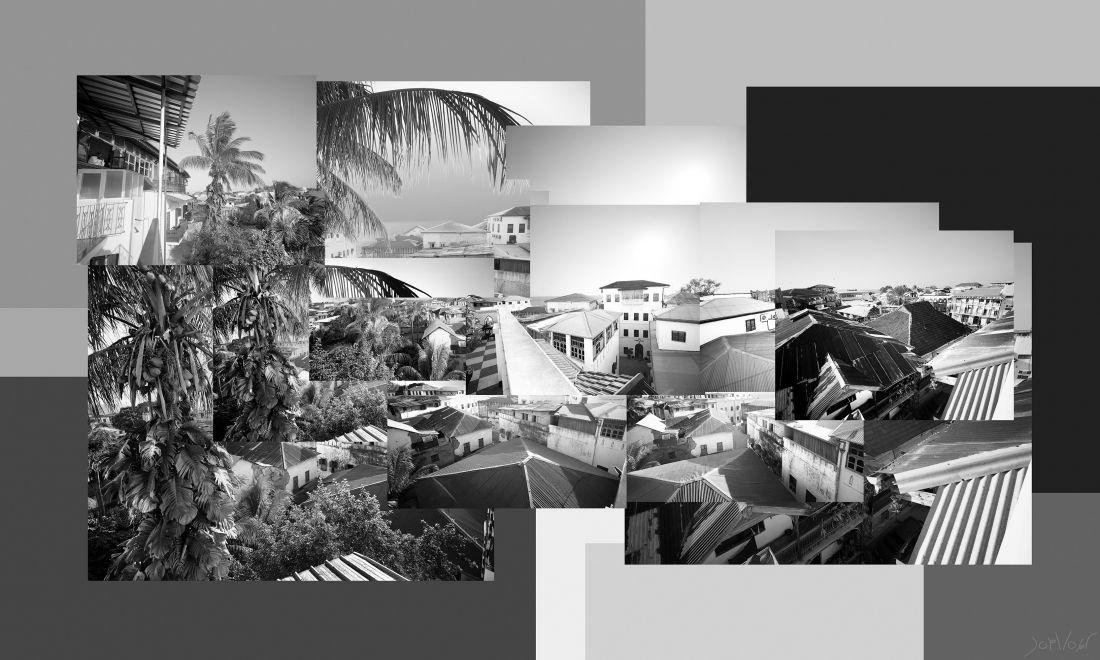 Sur Les Toits Stone Town Zanzibar