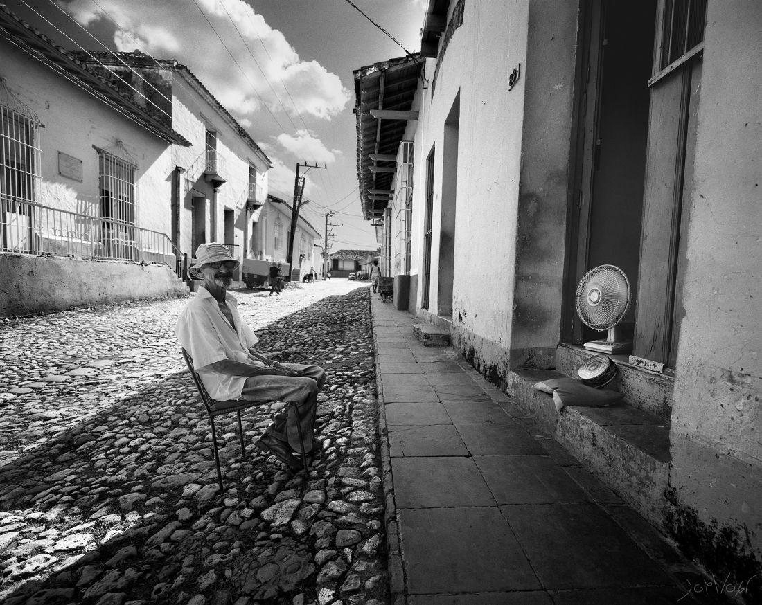 Il Fait Chaud Trinidad Cuba