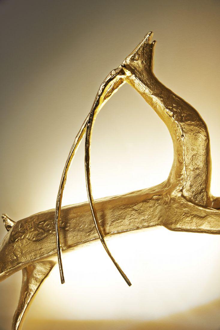 Antilope Larchant  Felix Agostini