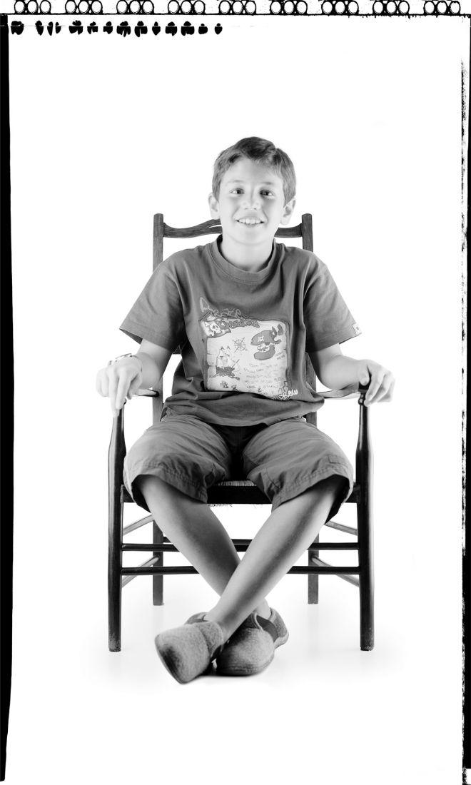 Amédéo 10 ans