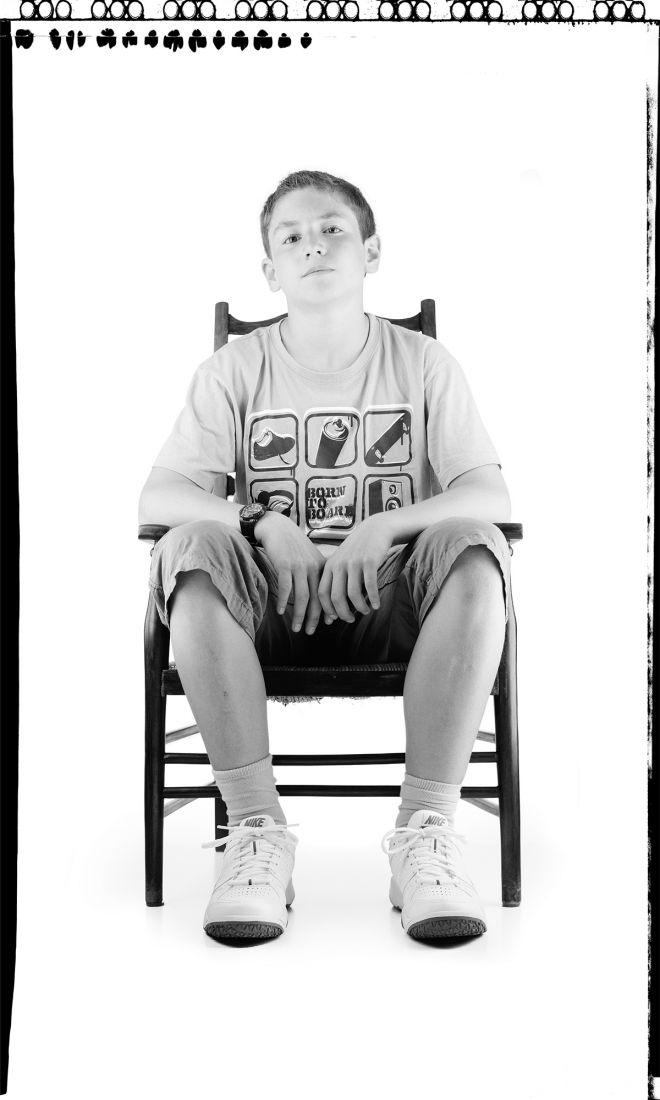 Amédéo 12 ans