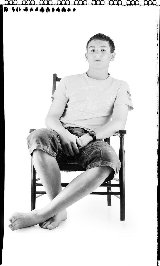 Amédéo 14 ans