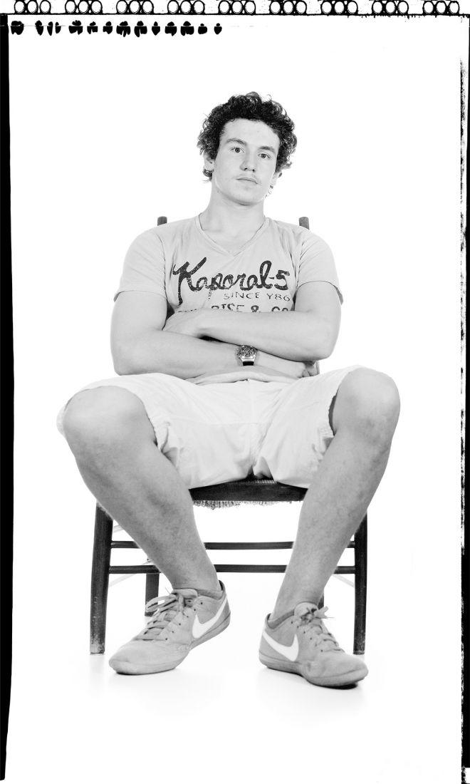 Amédéo 16 ans