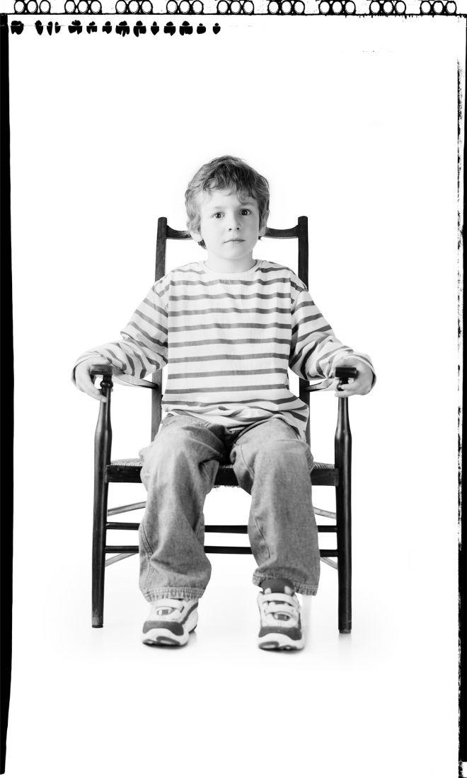 Amédéo 6 ans