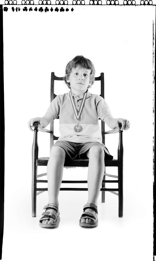 Amédéo 7 ans