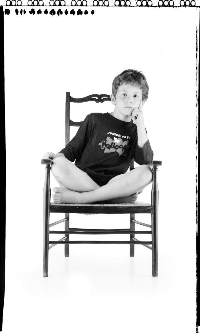 Amédéo 8 ans