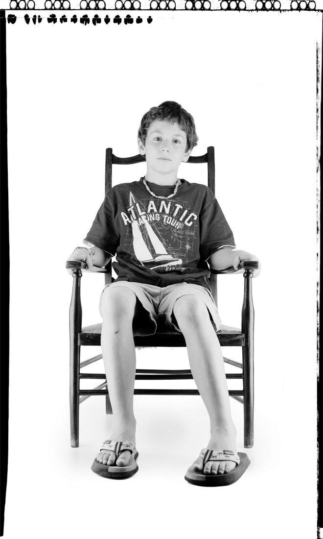 Amédéo 9 ans