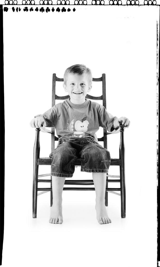 Vassily 5 ans