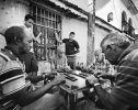 Joueurs De Dominos Trinidad Cuba
