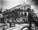 Croisement Ho Chi Minh Ville Vietnam